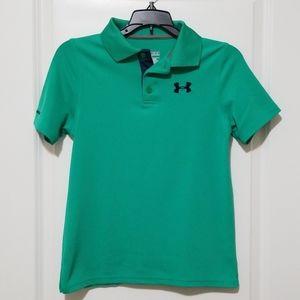 Under Armour Heat Gear Loose Polo Shirt